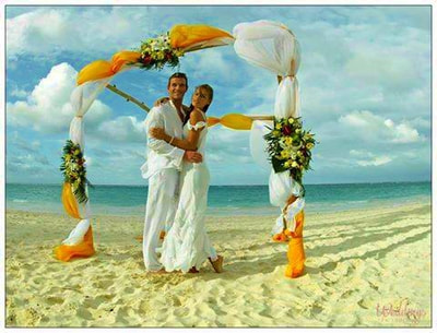 Intimate Beach Weddings by PJ!