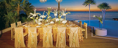 Chic Gold Receptions by PJ!