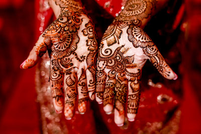 Mendhi Destination Weddings by PJ!
